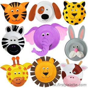 Bc90a6243e97c86e6d0217eaac4a75dc Animal Crafts Kids Craft